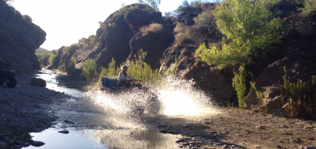 Wickenburg, AZ Guided ATV Tours